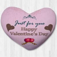 Bantal hati / kado valentine - Valentine Heart Love Small