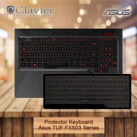 Keyboard Protector Cover Asus TUF FX503VD TUF FX503VM Cooskin