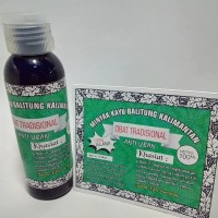 Minyak kayu balitung, obat anti uban, obat penghitam rambut