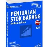 BAMBOOMEDIA - Penjualan & Stok Barang Medium Edition New