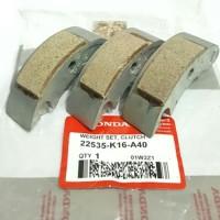 Kampas Kopling Ganda Beat FI ESP Scoopy FI ESP Ori AHM 22535-K16-A40