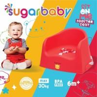 Sugar Baby Sit On ME Booster Seat | Kursi Makan Bayi Sugar Baby
