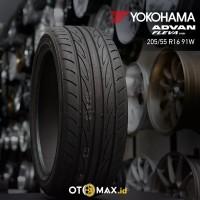 Ban Mobil Yokohama Advan Fleva 205/55 R16 91W