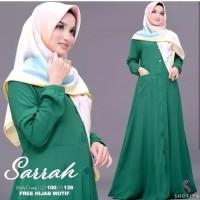 gamis maxi dress polos terusan baju muslim simpel santai casual maxy