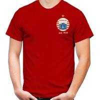 T4131 Kaos Tshirt Baju Combed 30S Distro Persija Jakarta JAkmania