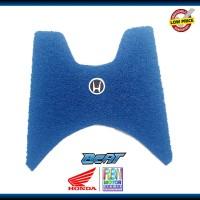 Karpet Sintetis For Honda Beat FI (BIRU)