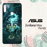 Casing Asus Zenfone Max Pro M2 HP Dota 2 Juggernaut Arcana LI0326
