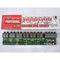 Kit Audio Distributor