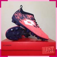 Sepatu Bola Lotto Veloce FG Bright Peach L01010002 Original BNIB