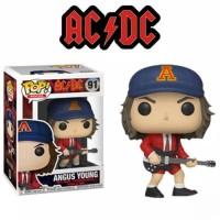 Original Funko POP! Music Rocks AC/DC - Angus Young Red Jacket (EXC)