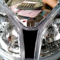 HEADLAMP LAMPU MIKA REFLEKTOR DEPAN YAMAHA NOUVO Z ORI