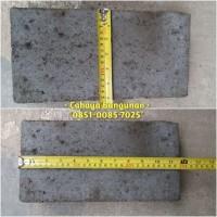 BATAKO PRESS SEMEN - Bata Pasir Abu Material - PENGIRIMAN JAKARTA