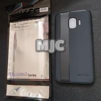 UME Enigma Samsung Galaxy J2 Core Soft Case Black Carbon Original UME