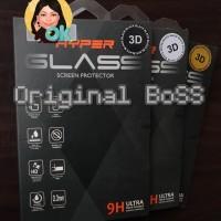 HYPER Tempered Glass Asus Zenfone Max Pro M1 ZB602KL Black Full Glue