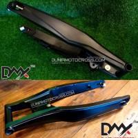 Swing Arm Black KLX Dtracker 150 model KTM