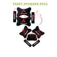 Bantal Xpander 9 PCS - Bantal Mobil Set 9 Pcs Xpander Expander