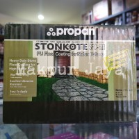 Stonkote Propan SFC-633 Clear Gloss Cat Lantai Batu Alam