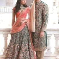 maxi india couple (baju india    dress india    sari india) ..