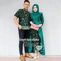 Baju Kondangan Pasangan Acara Kebaya Kutu Baru Elegan Modern Setelan B