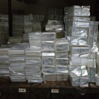 Plastik OPP Kaca uk 5-9 cm (1KG) / Plastik Aksesoris