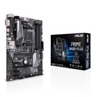Asus PRIME B450-PLUS AM4 AMD Promontory B450 DDR4 USB31 SATA3