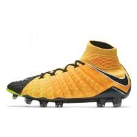Sepatu Bola Nike Hypervenom Phantom III DF FG Laser Orange Original 8