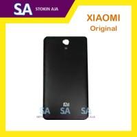 Backdoor kesing tutup belakang xiaomi redmi note 1 original -Black col