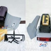 Fairing SSR Bejita Buta & Body Bodi Kotak KR Set Depan Belakang Ninja