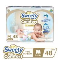Sweety Popok Gold Comfort M 48s