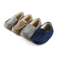 Sepatu Bayi Laki-laki Tamagoo-David Grey Baby Shoes Prewalker Murah