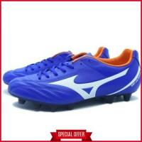 Sepatu Bola Mizuno Monarcida Neo Select FG Reflex Blue
