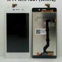 LCD FULL SET OPPO A11W R 1301 - WHITE ORIGINAL