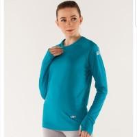 baju atasan baselayer olah raga gym wanita muslimah specs Rapid tee