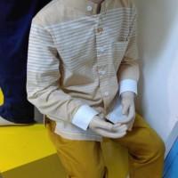 Terbaru Kemko Kemeja Baju Koko Anak Bani Batuta Rabbani Termurah