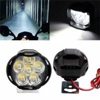 lampu LED Universal Model Sorot untuk Headlight / Fog Lamp / DRL M