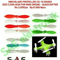 CX10 MINI PROPELLER BLADE BALING BALING DRONE QUADCOPTER