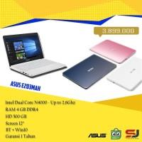 Laptop / Notebook Asus VivoBook E203-MAH   4 GB, 11.6, 500GB, Win 10