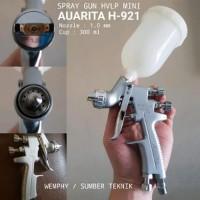 Spray gun HVLP mini Auarita H921 Big Promo