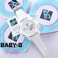 Jam Tangan Wanita Merk Casio Baby-G Type : BGA185 Baterai Free Box WI8