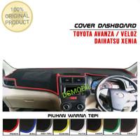 Aksesoris Pelindung/Penutup Dashboard Mobil All New Avanza/Veloz/Xenia - Putih