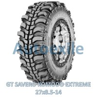 Ban Luar GT 27x8.5-14 Savero Komodo Extreme Tubeless Mobil Off Road MT