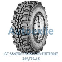 Ban Luar GT 265/75-16 Savero Komodo Extreme Tubeless Mobil Off Road MT