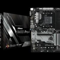 Motherboard Asrock B450 Pro 4