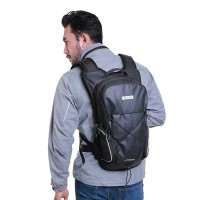 TAS RANSEL EIGER RIDING HYDRO BACKPACK FUSSION 10L BLACK