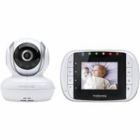 Motorola MBP33S Digital Audio Video Baby Monitor