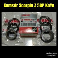 Komstir Yamaha Scorpio Z Koyo