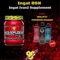 NO Xplode 60serv - BSN Nutrition