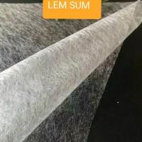 Lem Sum Hemming tape Lembaran/Lem sum bahan/lem pilosofik