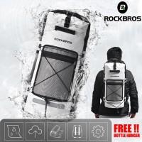 Dry Bag Tas Ransel Backpack ROCKBROS Waterproof