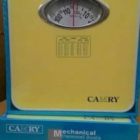 timbangan badan camry / Timbangan badan manual / berat badan
